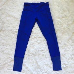 Vibrant Colbalt Blue Leggings w/ Pockets & More